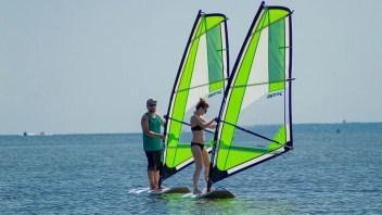 Indywidualny kurs windsurfingu