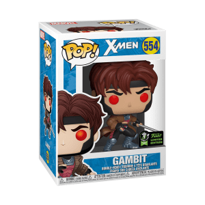 POP MARVEL X-MEN – GAMBIT (ECCC 2020) VF [554]