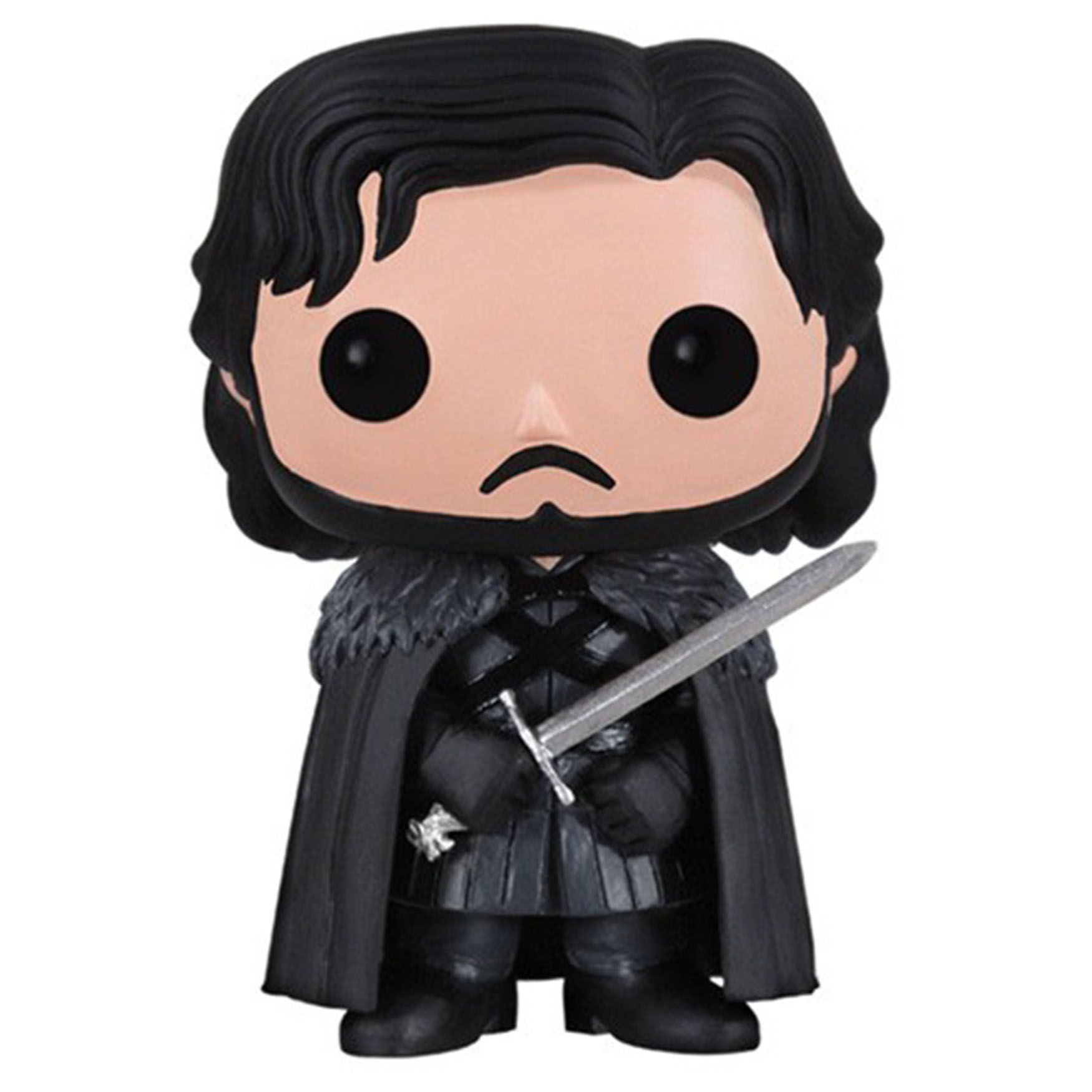 Funko Pop Jon Snow Game Of Thrones 07 Funko Box Loja