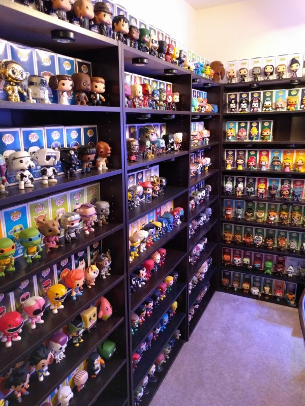 Funko POP Collection Display