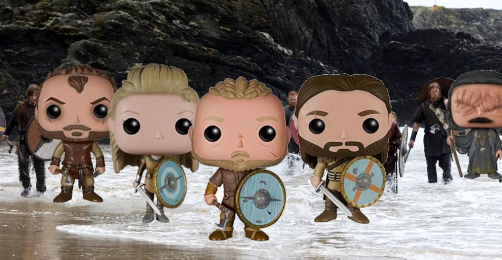funko pop vikingos