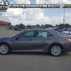 Brand New Toyota Camry For Sale Grand Veloz Putih 2018 In Steinbach Sales Le Upgrade Package