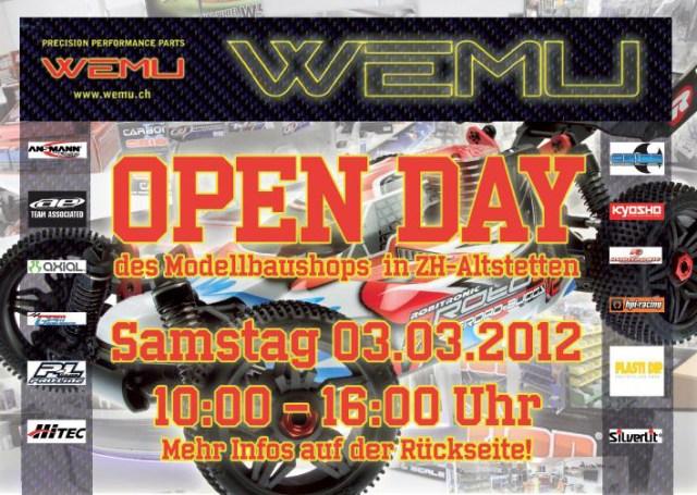 Open Day wemu.ch