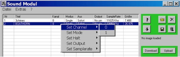 Software Soundmodul Neuhaus Electronics