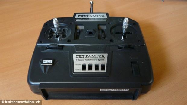 Tamiya Sender