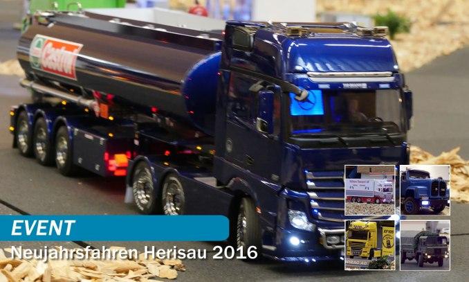 Neujahrsfahren Herisau 2016