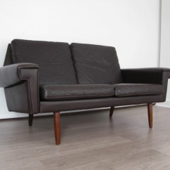 Funky Sofas For Sale Uk Sleek Leather Sofa Vintage Retro Furniture - Danish Heals Eames 60s 70s ...