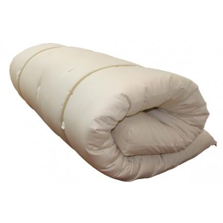 single pine futon sofa bed with mattress simon li leonardo - roll up japanese style