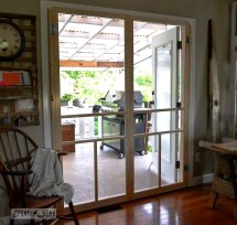 Installing Screen Doors French Doors. Easy And Cheap