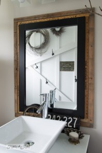 Book Of Farmhouse Bathroom Mirrors In Canada By Olivia ...