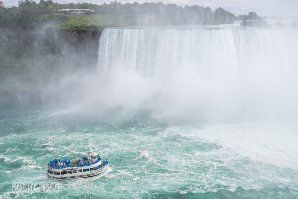 Wallpaper Fall Farmhouse A Bird S Eye View Of Magnificent Niagara Fallsfunky Junk