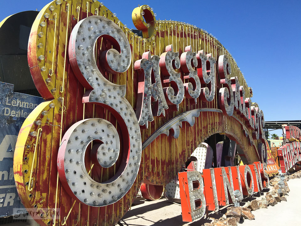 Neon Sign Museum Where Signs Retire In Las VegasFunky