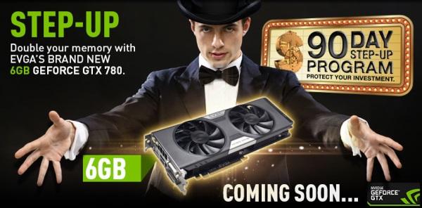6GB StepUp Header