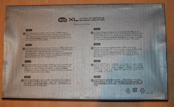 BenQ XL2720Z Gaming Monitor Review - Page 3 of 4 - FunkyKit