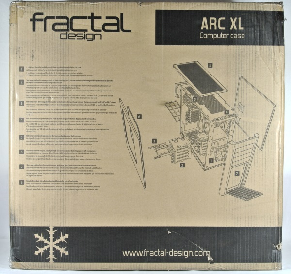 Fractal Design ARC XL Chassis Review - Page 3 of 7 - FunkyKit