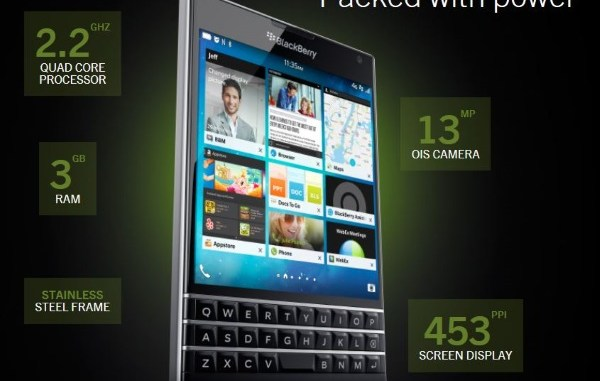 Introducing the BlackBerry Passport - FunkyKit