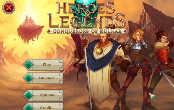 heroes legends