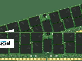 crucial 32gb ddr4 2133 lrdimm kit 2