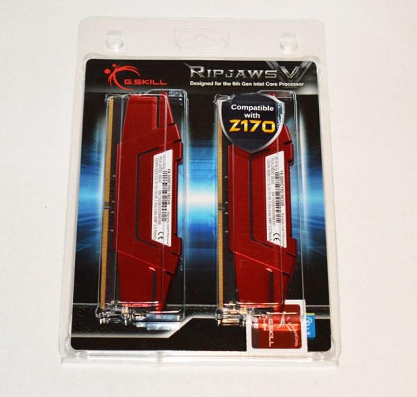 Ripjaws V 16GB 3000c15 pht1