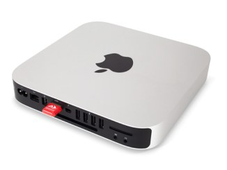 NewerTech HDMI Headless Video Accelerator with Mac mini
