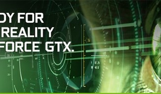 geforce gtx virtual reality