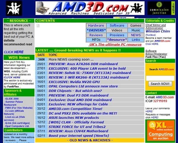 amd3d 2000z