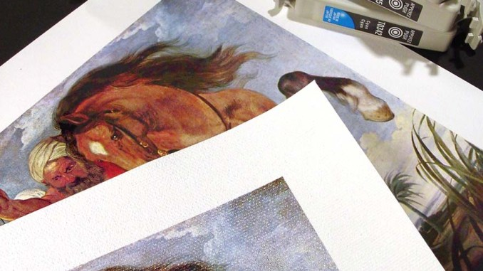 Printing Technology: What Is Giclee Printing? - FunkyKit