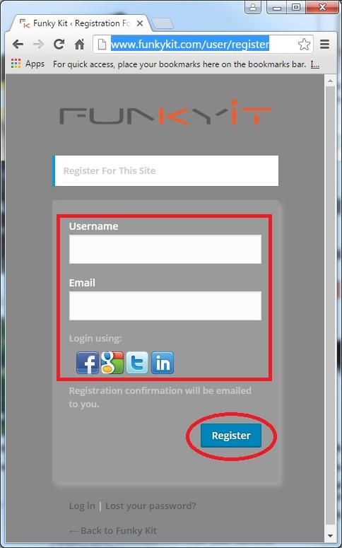 funkykit_register