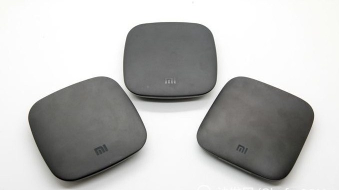 3 Generations of Mi Box Side-by-Side Photo Comparison - FunkyKit