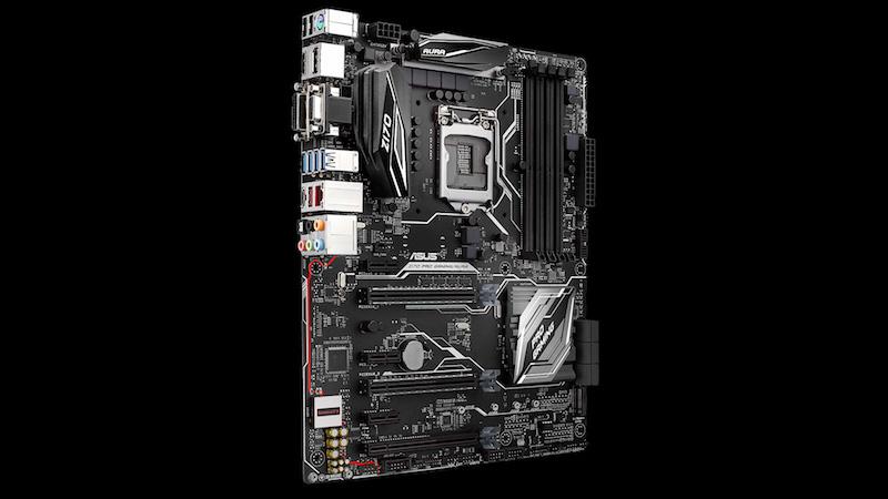 Z170 Pro Gaming/Aura