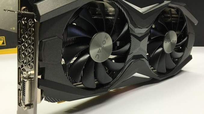 Zotac GeForce GTX 1070 AMP Edition Review (8GB GDDR5) - FunkyKit