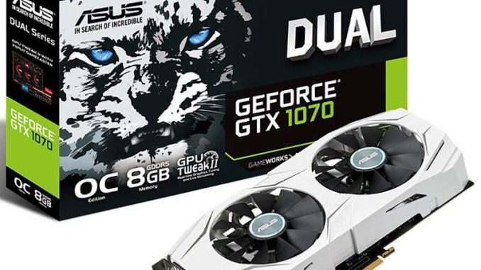 GTX 1070 DUAL