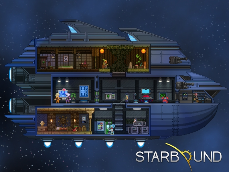Starbound Release Date Finally Announced After Years in Early Access -  FunkyKit