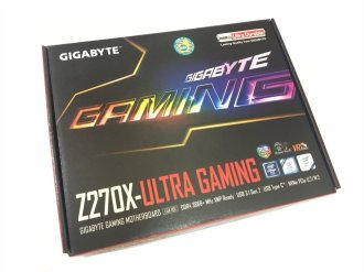 Gigabyte GA-Z270X Ultra Gaming Motherboard Review - Page 3