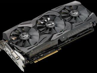 Strix GeForce GTX 1080 Ti