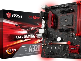 A320M Gaming Pro