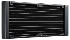 Stylish Radiator Custom design low resistance radiator allows higher flow rate, heat exchange efficiency and provides unmatched cooling performance.