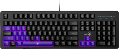 Easy gaming control with anti-ghosting With 19 anti-ghosting keys design, you can press any of them simultaneously for better gaming performance.
