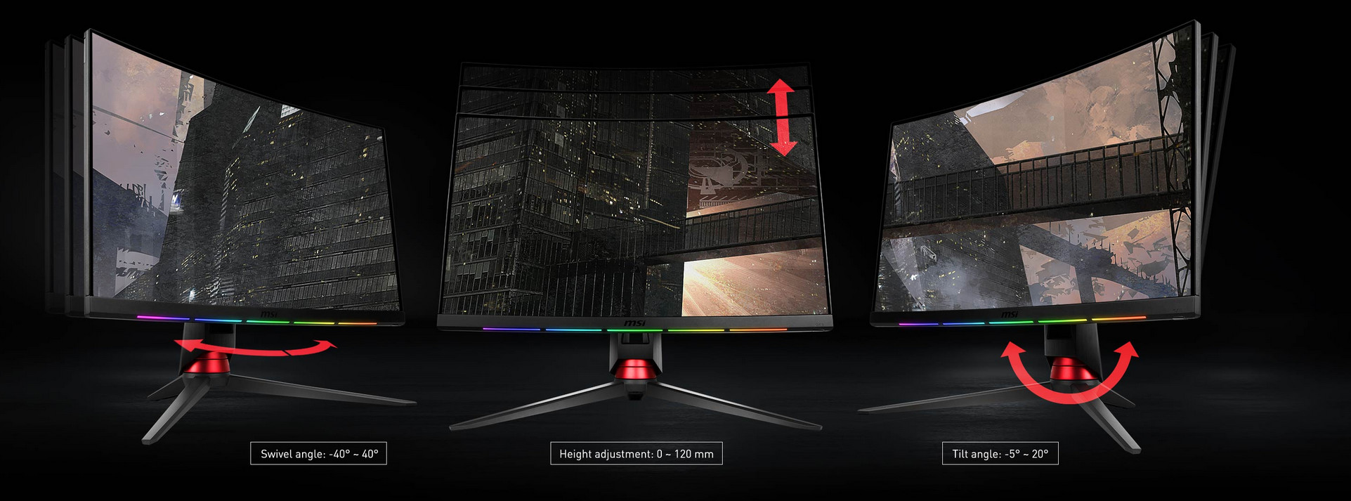 MSI Intros the OPTIX MPG27CQ Monitor 4
