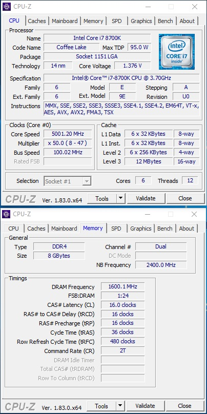ASRock Fatal1ty Z370 Gaming ITX/ac Motherboard Review - Page 9 of 9