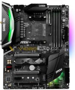 MSI X470 Gaming Pro Carbon AC 1