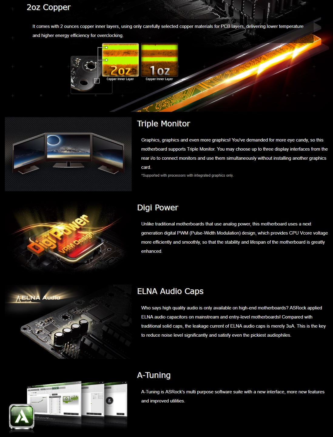 ASRock AB350M Pro4 (AM4) Motherboard Review - Page 3 of 9