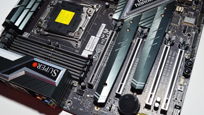 Supermicro C9X299-PG300 Motherboard Review - FunkyKit