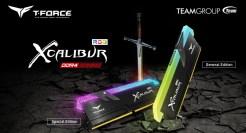 T-FORCE XCALIBUR DDR4 c