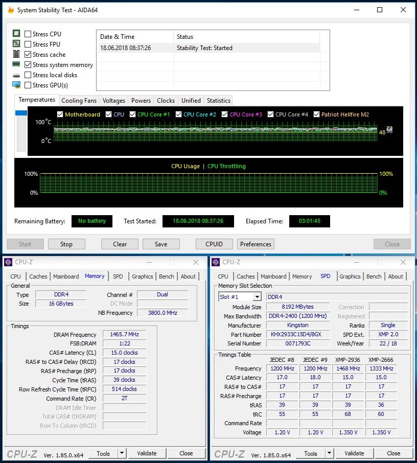 HyperX Predator RGB 16GB DDR4-2933 Memory Kit Review - Page 2 of 4