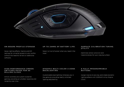 dark core features