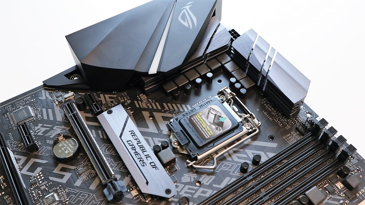 Prize Giveway #77 - Win an Asus ROG Strix B360-F Gaming Motherboard