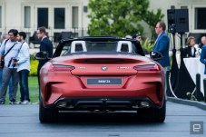 BMW Unveils Their Latest Tech-rich Z4 Roadster - FunkyKit