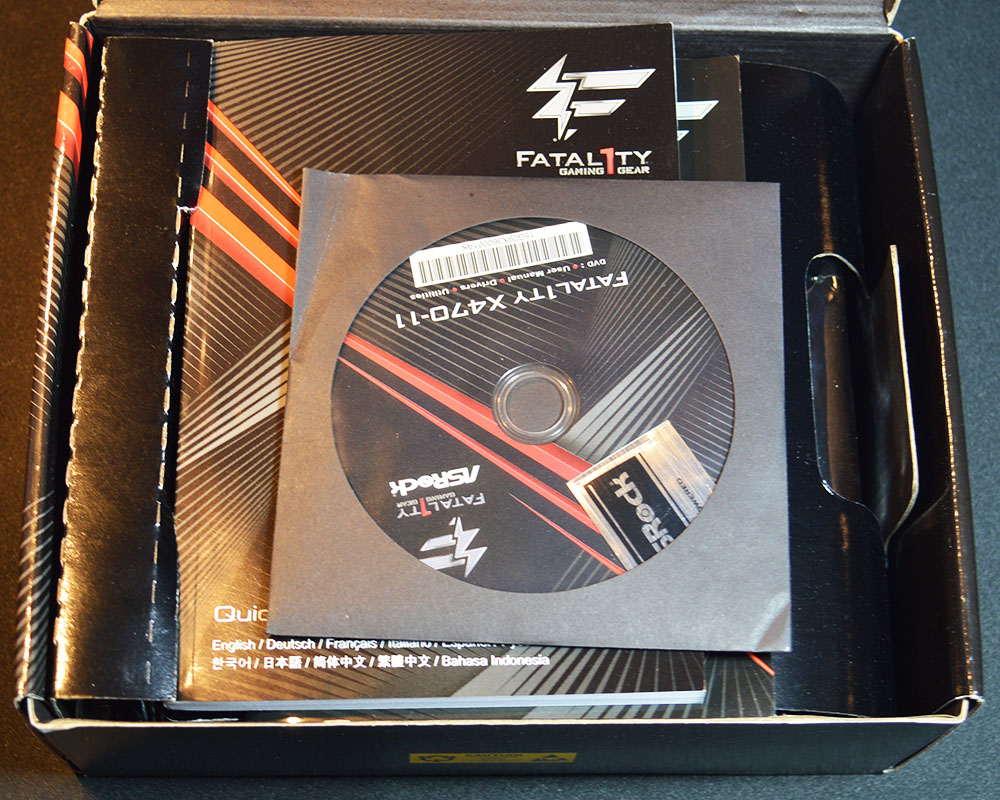 ASRock Fatal1ty X470 Gaming-ITX/ac Motherboard Review - Page 3 of 7