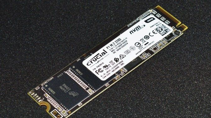 Crucial P1 1TB M 2 NVMe SSD Review - FunkyKit